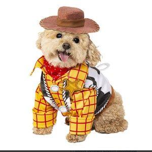 Rubie's Disney Toy Story Pet Costume Woody size L
